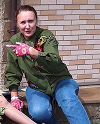 Бударина Юлия