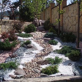 """Создание сухих ручьев, рокариев"""" заблокирована Создание сухих ручьев, рокариев"""